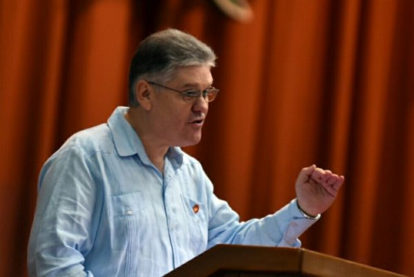 Cuba Economy and Planning Minister Alejandro Gil