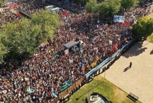 demonstrations in argentine