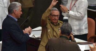 raul castro and diaz-canel in parliament sessions