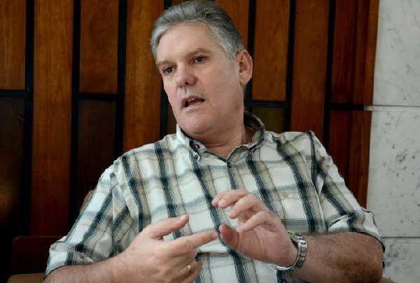 Cuban Economy Minister Alejandro Gil