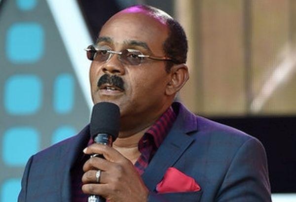 ntigua and barbuda prime minister gaston browne
