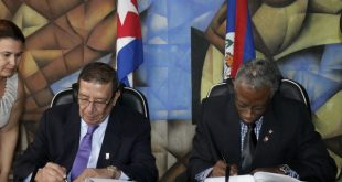 cuba and belice renews sport cooperation agreement