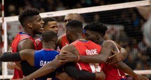 cuba men's volleyball team