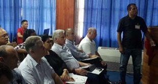 diaz-canel-visits mariel, in artemisa province