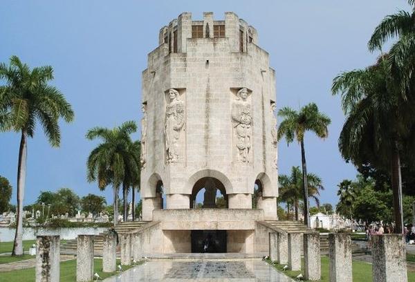 marti monument in santiago de cuba mausoleum