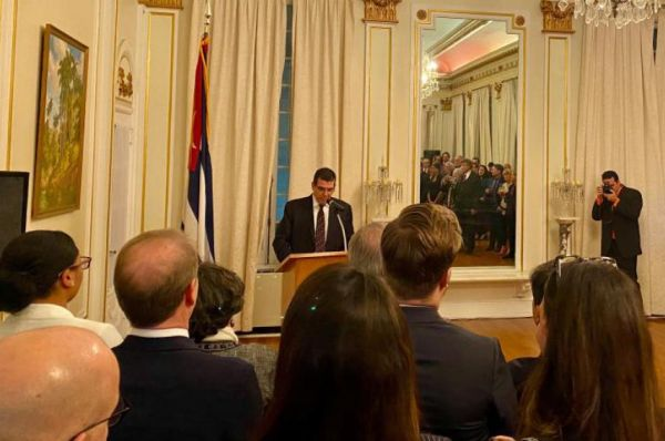 Reception held in Washington on the occasion of Cuba's National Day