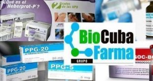 cuban biopharmaceutical products