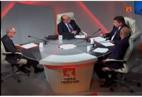 cuban mesa redonda tv program