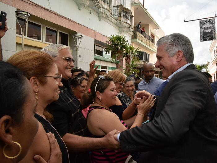 cuba, provincial governors, miguel diaz-canel, Cuban President