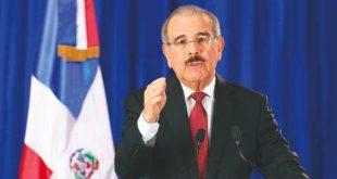 domincan republic president danilo medina