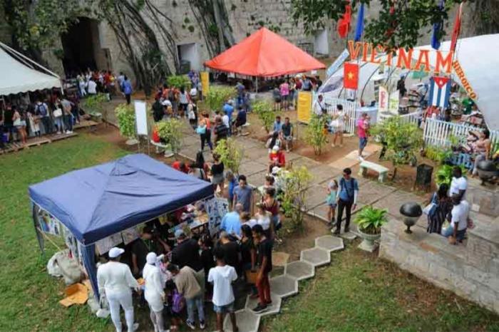cuba, culture, International Book Fair