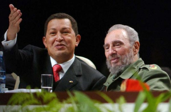chavez-and-fidel