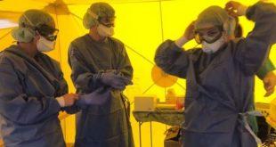 health workers in spain