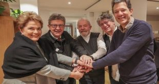 lula to be awarded in france