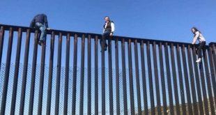 mexico-usa border wall