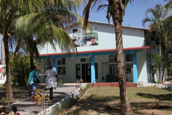 ehabilitation hospital of sancti spiritus