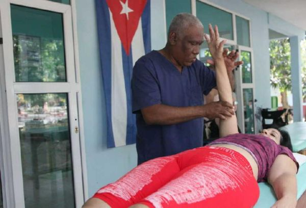 rehabilitation hospital of sancti spiritus