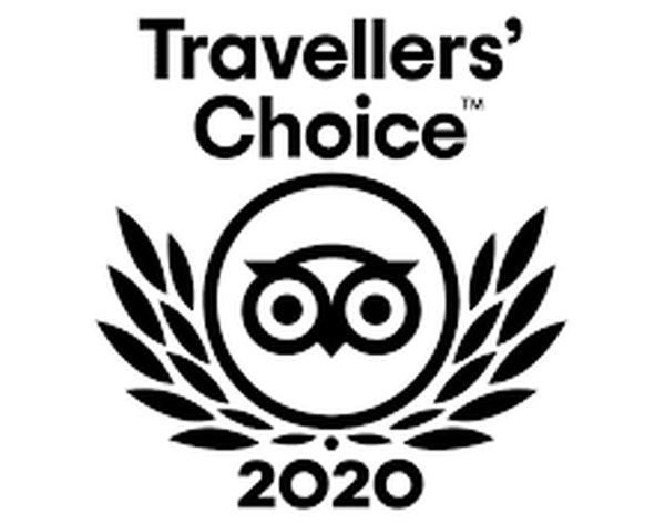 2020 Tripadvisor Travellers' Choice Awards
