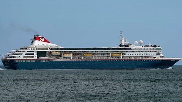 uk cruise ship
