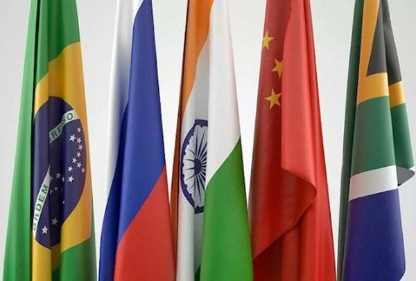brics countries' flags
