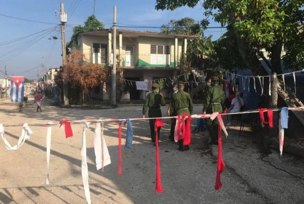 cabaiguán no more in quarantine