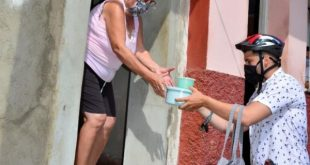 workers are relocated in sancti spiritus due to covid-19