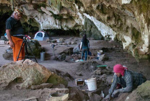 La Guinea Cave