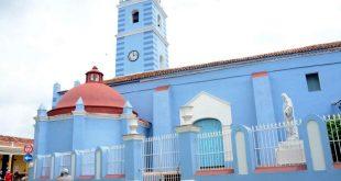 The Iglesia Mayor, one of the architecture landmarks of Sancti Spiritus