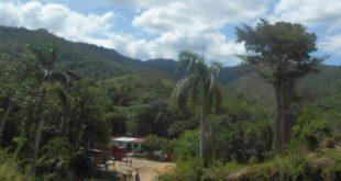 Lomas de Banao, Sancti Spirituys, Cuba