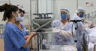 nurses in brasil
