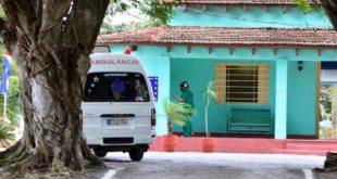 rehabilitation hospital of sancti spiritus, cuba