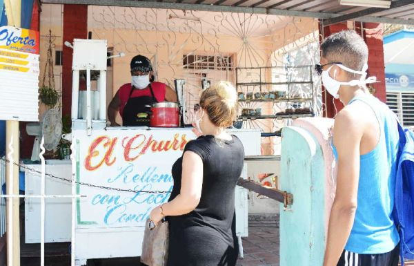 self-employed workers1 in sancti spiritus