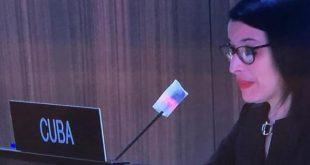 Yahima Esquivel, Cuban permanent representative at UNESCO