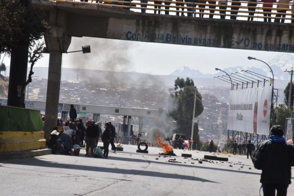 blockades in bolivia