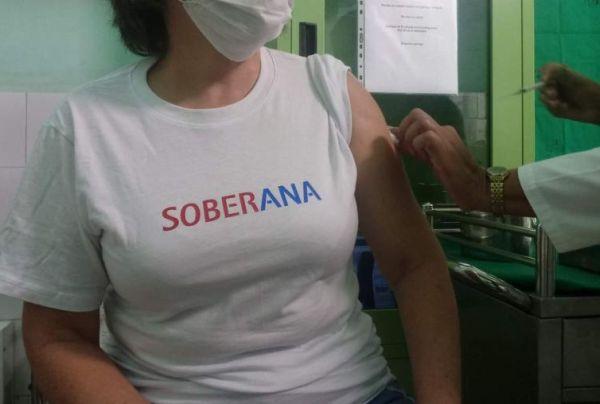 clinical trial of soberana vaccine