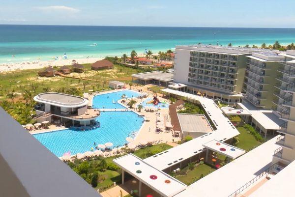 gran caribe hotel, varadero, cuba