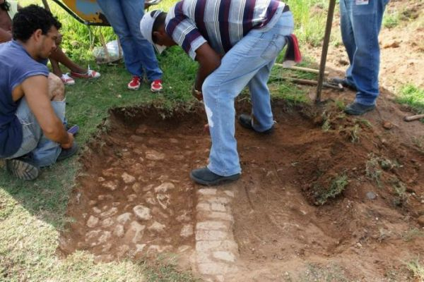 new archeological discovery in trinidad, sancti spiritus, cuba