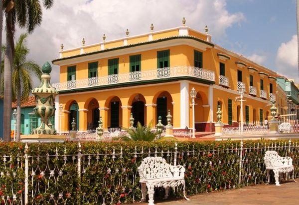 romantic museum of trinidad de cuba