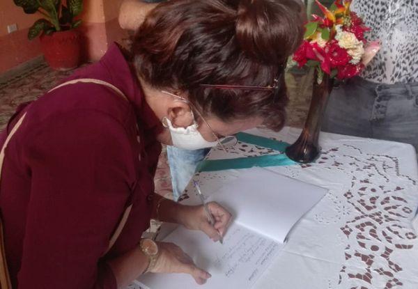 tribute to esudebio leal in sancti spiritus, cuba
