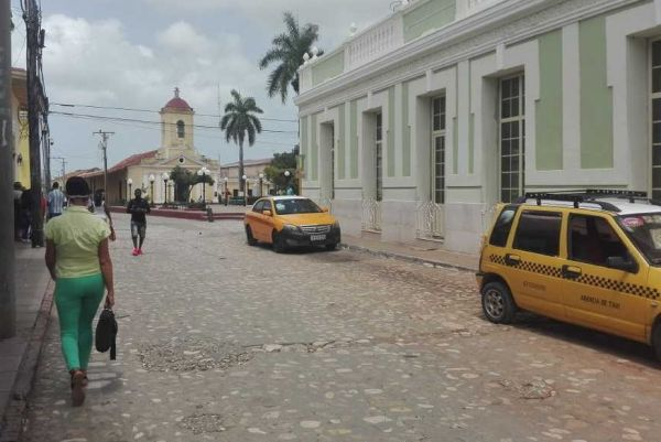 two new covid-19 patients in trinidad, cuba