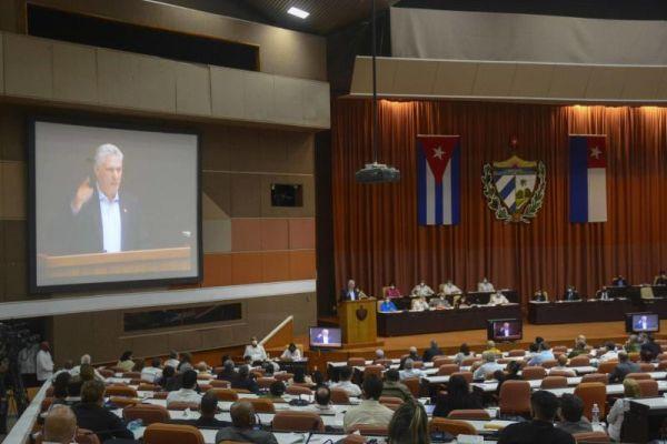 closing of cuba parliament fifth ordinary session