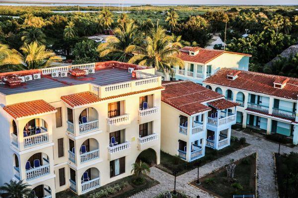 view of memories trinidad del mar hotel in central cuba