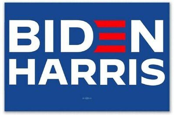 joe biden campaign poster