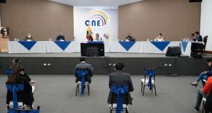 session of the national electoral council of ecuador