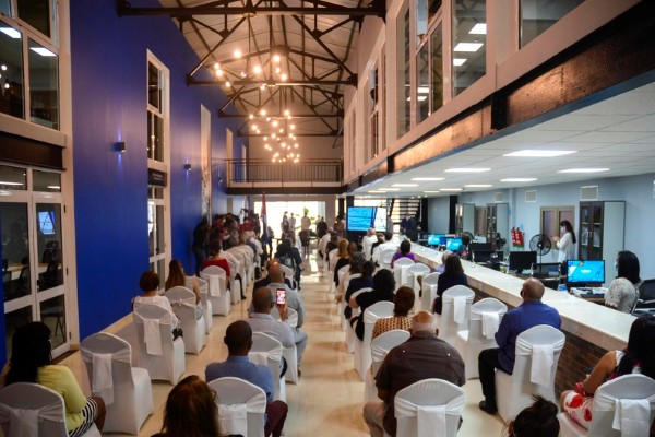 Official inauguration ceremony of the one-stop foreign investment window in havana