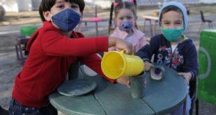 children in daycare in sancti spiritus, central cuba