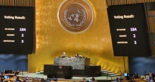 2021 un vote on cuban resolution against us blockade