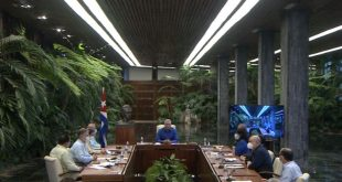 cuba government leaders on cuban television