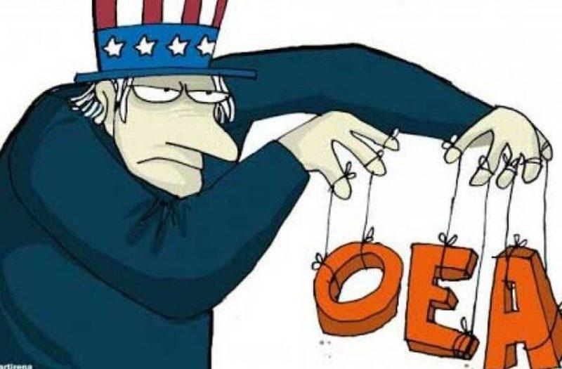 OAS member nations reject new lackey effort against Cuba.