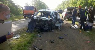 traffic accident in Taguasco